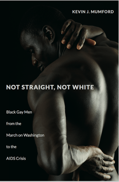 Not Straight, Not White: A Student Interview with Kevin Mumford