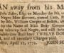 """Well Known as Miss Betty Cooper"": Gender Expression in 18th-Century Boston"