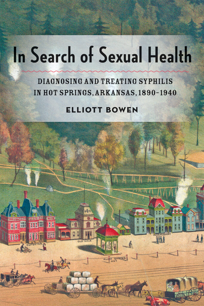 In Search of Sexual Health: Diagnosing and Treating Syphilis in Hot Springs, Arkansas